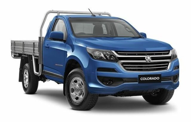 Demonstrator, Demo, Near New Holden Colorado LS, Atherton, 2019 Holden Colorado LS Cab Chassis