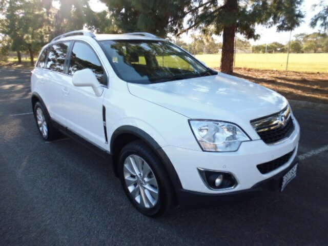 Used Holden Captiva 5 LT, Modbury, 2014 Holden Captiva 5 LT Wagon