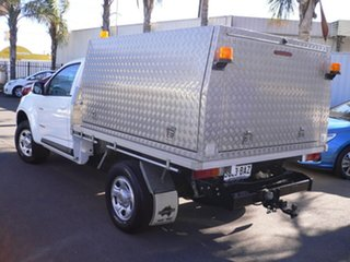 2014 Holden Colorado LX 4x2 Cab Chassis.