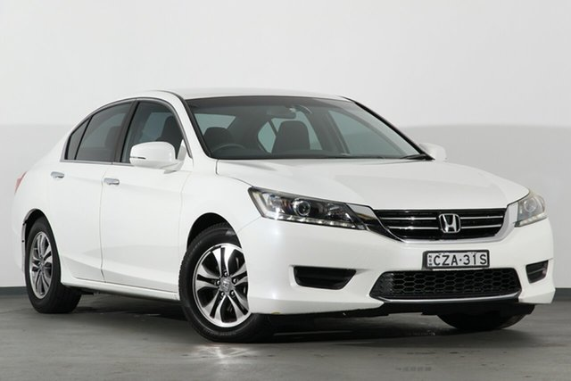 Discounted Used Honda Accord VTi, Campbelltown, 2013 Honda Accord VTi Sedan