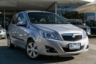 Used Holden Barina, Mulgrave, 2010 Holden Barina TK MY10 Hatchback