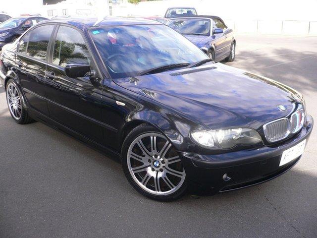 Used BMW 318i Steptronic, St Marys, 2003 BMW 318i Steptronic Sedan