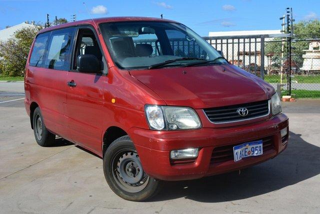 Used Toyota Spacia, Kewdale, 1999 Toyota Spacia Wagon