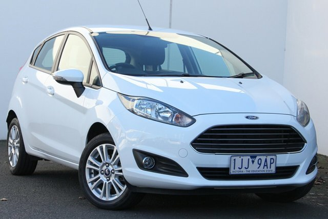 Used Ford Fiesta Trend PwrShift, Clayton, 2016 Ford Fiesta Trend PwrShift Hatchback