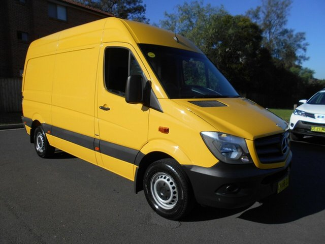 Used Mercedes-Benz Sprinter 313 CDI MWB, Bankstown, 2014 Mercedes-Benz Sprinter 313 CDI MWB Van