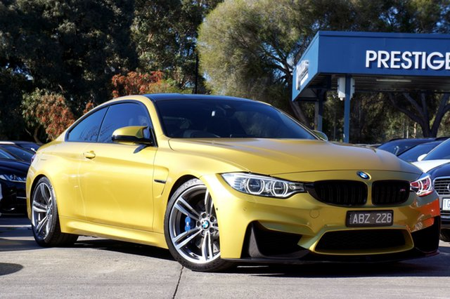 Used BMW M4 M-DCT, Balwyn, 2014 BMW M4 M-DCT Coupe