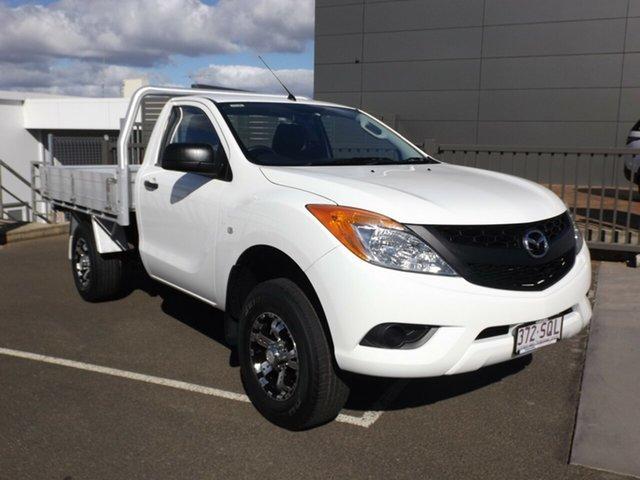 Used Mazda BT-50 XT 4x2 Hi-Rider, Toowoomba, 2012 Mazda BT-50 XT 4x2 Hi-Rider Cab Chassis