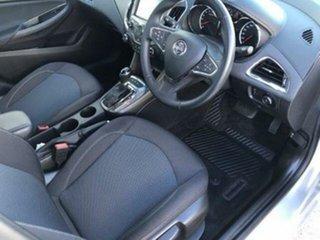 2018 Holden Astra LT Sedan.
