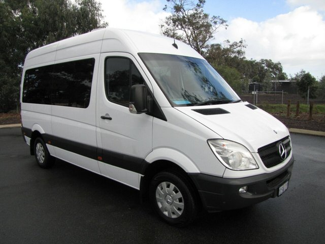Used Mercedes-Benz Sprinter 316CDI Low Roof MWB Transfer, Maddington, 2011 Mercedes-Benz Sprinter 316CDI Low Roof MWB Transfer Bus