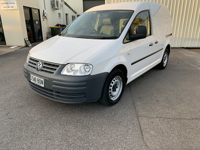 Used Volkswagen Caddy 1.9 TDI, West Croydon, 2010 Volkswagen Caddy 1.9 TDI Van