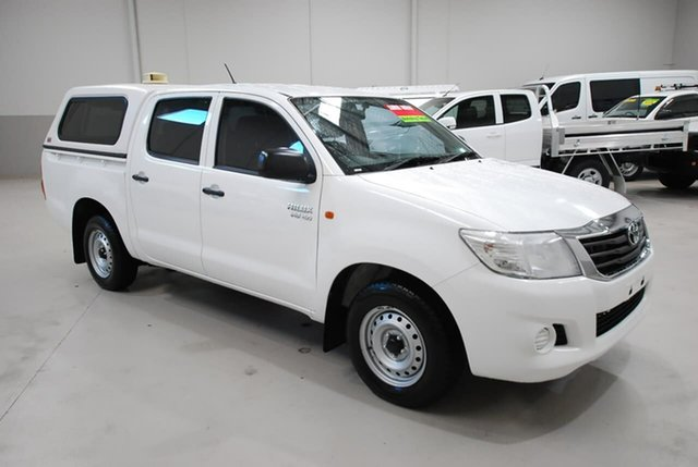 Used Toyota Hilux SR Double Cab 4x2, Kenwick, 2014 Toyota Hilux SR Double Cab 4x2 Utility