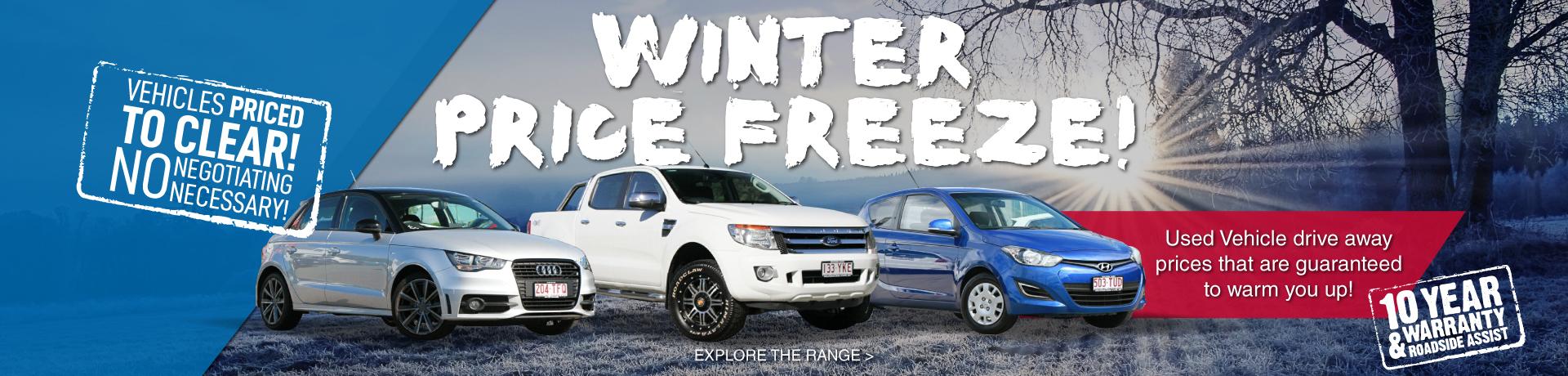 Explore the range today!