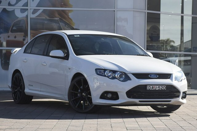Discounted Used Ford Falcon XR6 EcoLPi, Warwick Farm, 2014 Ford Falcon XR6 EcoLPi Sedan