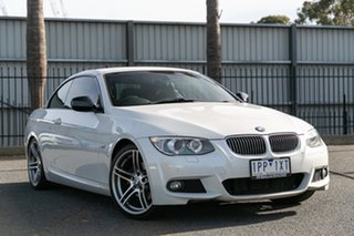 Used BMW 320d Steptronic, Oakleigh, 2013 BMW 320d Steptronic E93 MY1112 Convertible