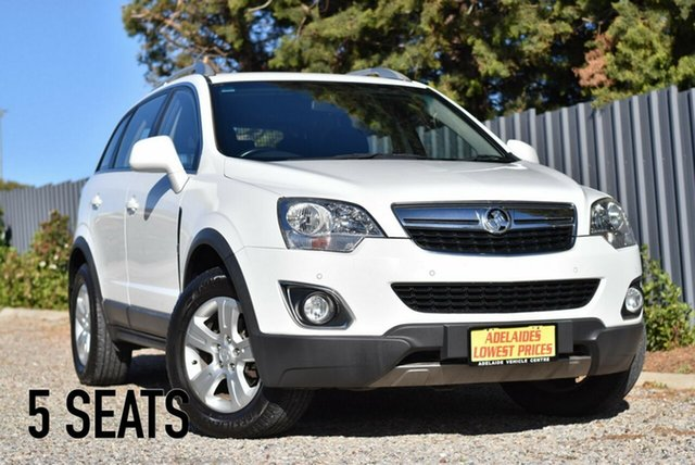 Used Holden Captiva 5 AWD LT, Enfield, 2013 Holden Captiva 5 AWD LT Wagon