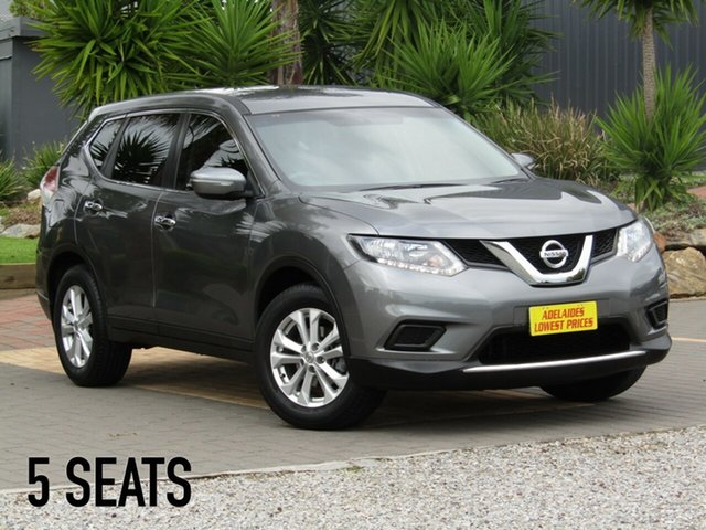 Used Nissan X-Trail TS X-tronic 2WD, Enfield, 2016 Nissan X-Trail TS X-tronic 2WD Wagon