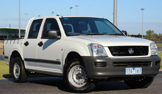 Used Holden Rodeo LX Crew Cab 4x2, Officer, 2006 Holden Rodeo LX Crew Cab 4x2 Utility