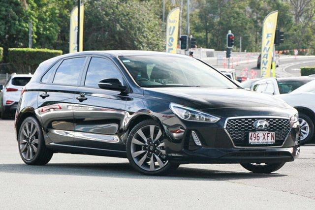 Used Hyundai i30 SR D-CT, Indooroopilly, 2017 Hyundai i30 SR D-CT Hatchback