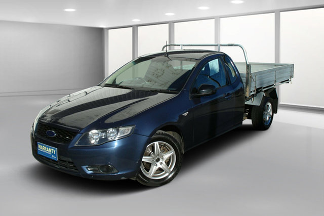 Used Ford Falcon Super Cab, West Footscray, 2009 Ford Falcon Super Cab Cab Chassis