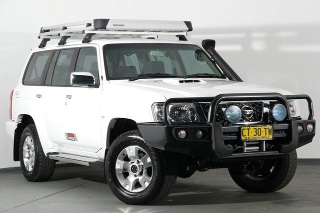 Used Nissan Patrol ST, Campbelltown, 2016 Nissan Patrol ST SUV