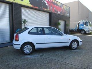 1997 Honda Civic GLi Coupe.