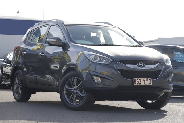 Used Hyundai ix35 Elite, Toowong, 2014 Hyundai ix35 Elite Wagon