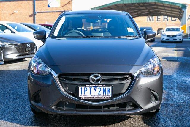 Demonstrator, Demo, Near New Mazda 2 Maxx (5Yr), Mulgrave, 2019 Mazda 2 Maxx (5Yr) DJ MY17 Hatchback