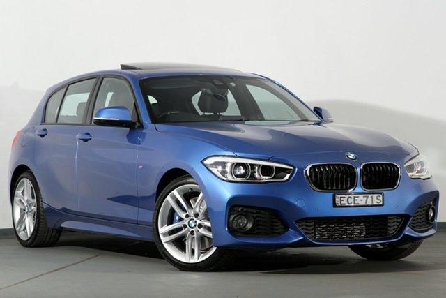 Used BMW 125i Sport Line, Narellan, 2015 BMW 125i Sport Line Hatchback