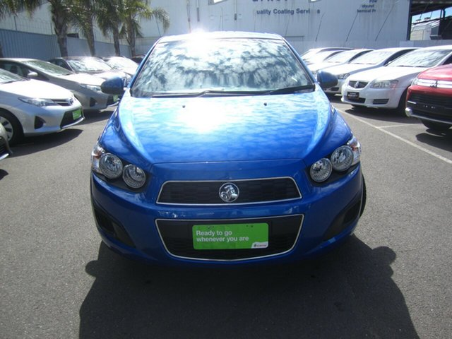 Used Holden Barina CD, St Marys, 2016 Holden Barina CD Hatchback
