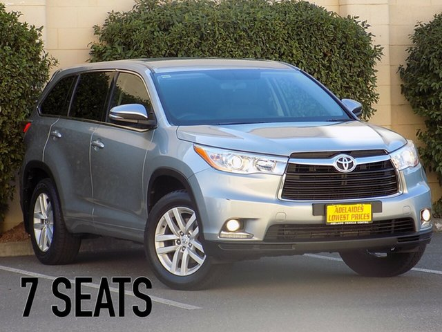 Used Toyota Kluger GX 2WD, Enfield, 2015 Toyota Kluger GX 2WD Wagon