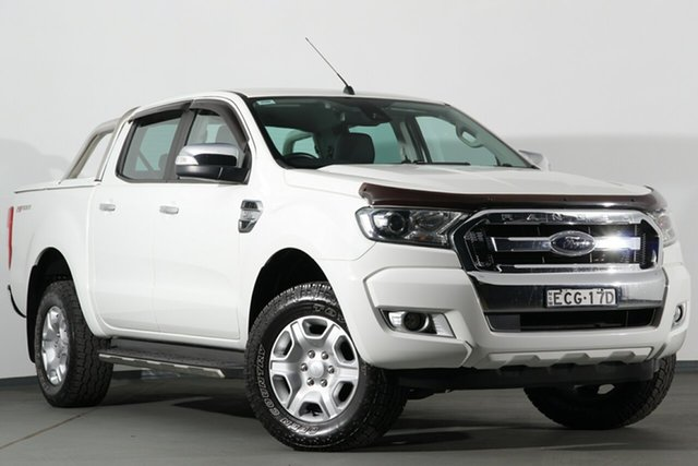 Used Ford Ranger XLT Double Cab 4x2 Hi-Rider, Campbelltown, 2015 Ford Ranger XLT Double Cab 4x2 Hi-Rider Utility