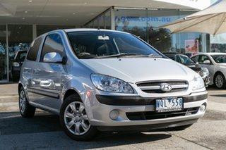 Used Hyundai Getz S, Mulgrave, 2008 Hyundai Getz S TB MY09 Hatchback