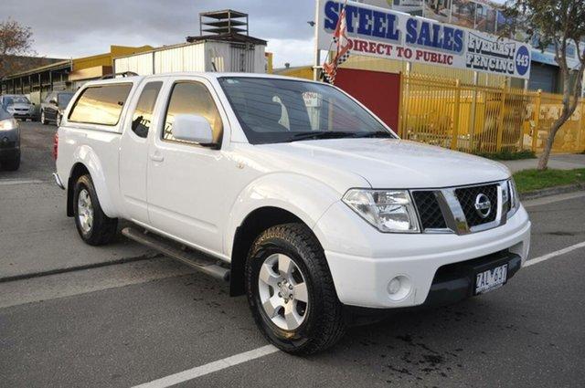Used Nissan Navara ST-X (4x4), Hoppers Crossing, 2012 Nissan Navara ST-X (4x4) King Cab Pickup