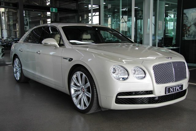 Used Bentley Flying Spur AWD, North Melbourne, 2015 Bentley Flying Spur AWD Sedan