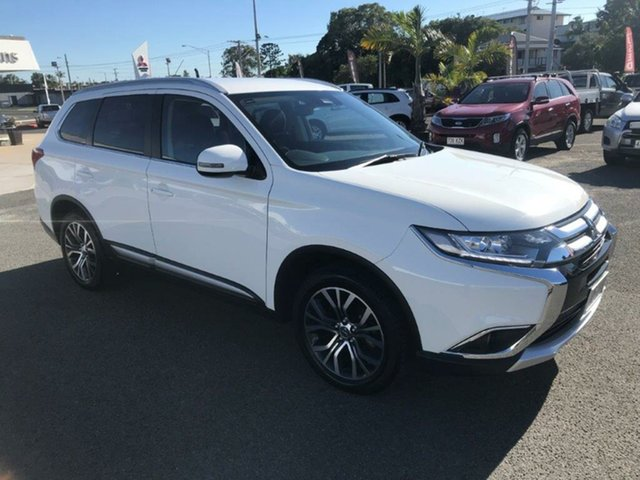 Used Mitsubishi Outlander LS 2WD Safety Pack, Gladstone, 2017 Mitsubishi Outlander LS 2WD Safety Pack Wagon