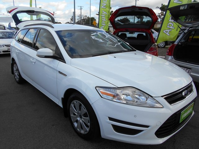 Used Ford Mondeo LX PwrShift TDCi, Slacks Creek, 2014 Ford Mondeo LX PwrShift TDCi Wagon