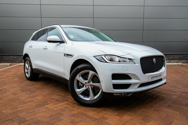 Discounted Used Jaguar F-PACE 30d AWD Prestige, Toowoomba, 2018 Jaguar F-PACE 30d AWD Prestige Wagon