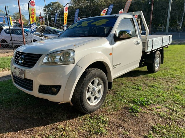 Used Great Wall V200 (4x4), Clontarf, 2012 Great Wall V200 (4x4) Cab Chassis