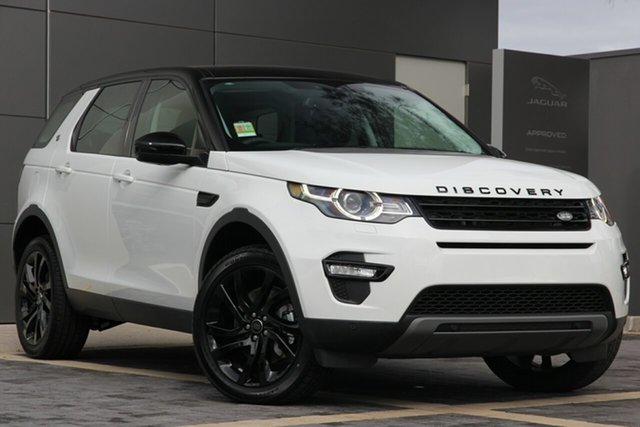 Demonstrator, Demo, Near New Land Rover Discovery Sport SD4 HSE, Campbelltown, 2018 Land Rover Discovery Sport SD4 HSE SUV