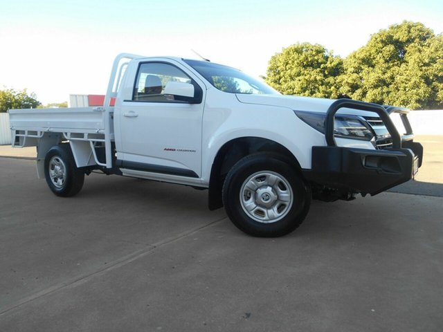 Used Holden Colorado LS, Mount Isa, 2016 Holden Colorado LS RG MY17 Cab Chassis