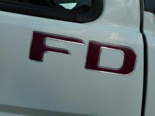 2009 Hino FD 1024 Curtain Sider.