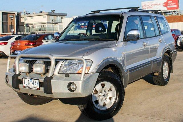 Used Mitsubishi Pajero Exceed, Coburg North, 2003 Mitsubishi Pajero Exceed Wagon