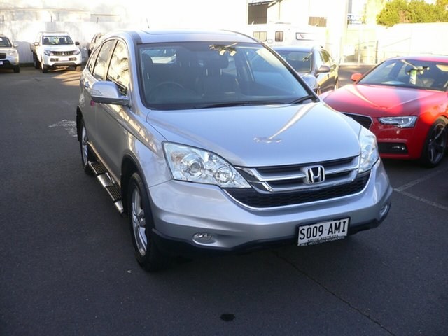 Used Honda CR-V Luxury 4WD, St Marys, 2011 Honda CR-V Luxury 4WD Wagon