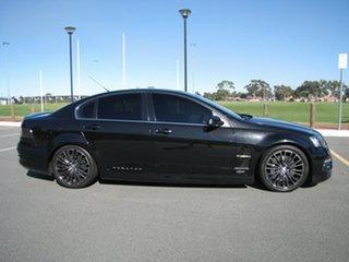 2011 Holden Special Vehicles Senator Signature Sedan.