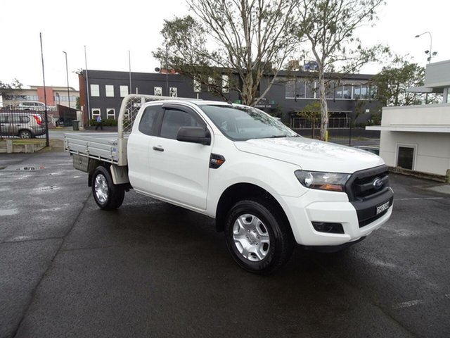 Used Ford Ranger XL Double Cab 4x2 Hi-Rider, Nowra, 2016 Ford Ranger XL Double Cab 4x2 Hi-Rider Cab Chassis
