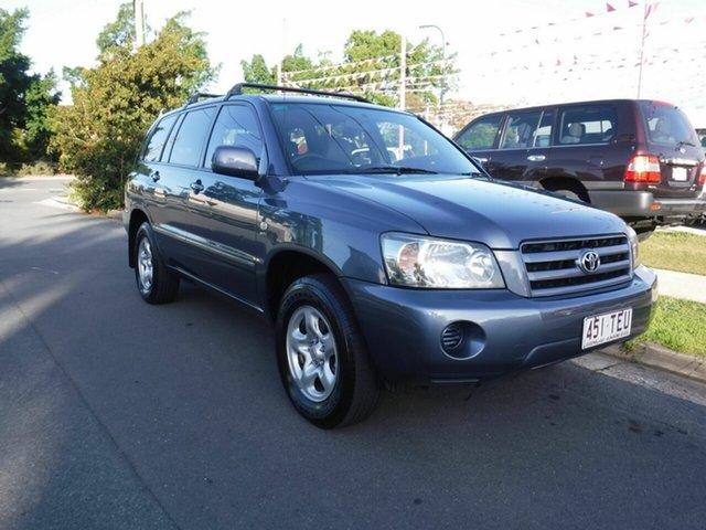 Used Toyota Kluger CV, Margate, 2004 Toyota Kluger CV Wagon