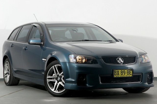 Discounted Used Holden Commodore SV6 Sportwagon, Campbelltown, 2012 Holden Commodore SV6 Sportwagon Wagon