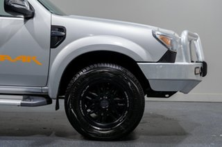 2009 Ford Ranger Wildtrak (4x4) Dual Cab Pick-up.