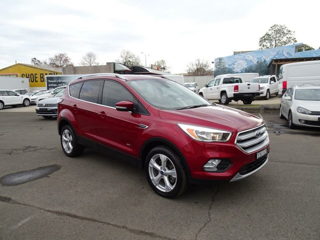 Used Ford Escape Trend PwrShift AWD, Nowra, 2016 Ford Escape Trend PwrShift AWD Wagon