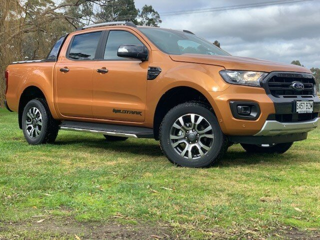 Used Ford Ranger Wildtrak Pick-up Double Cab, Cheltenham, 2019 Ford Ranger Wildtrak Pick-up Double Cab Utility